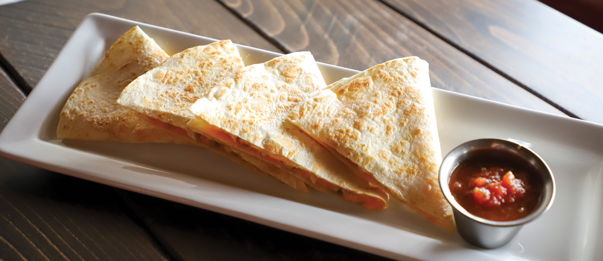 $7 Quesadilla Wednesday